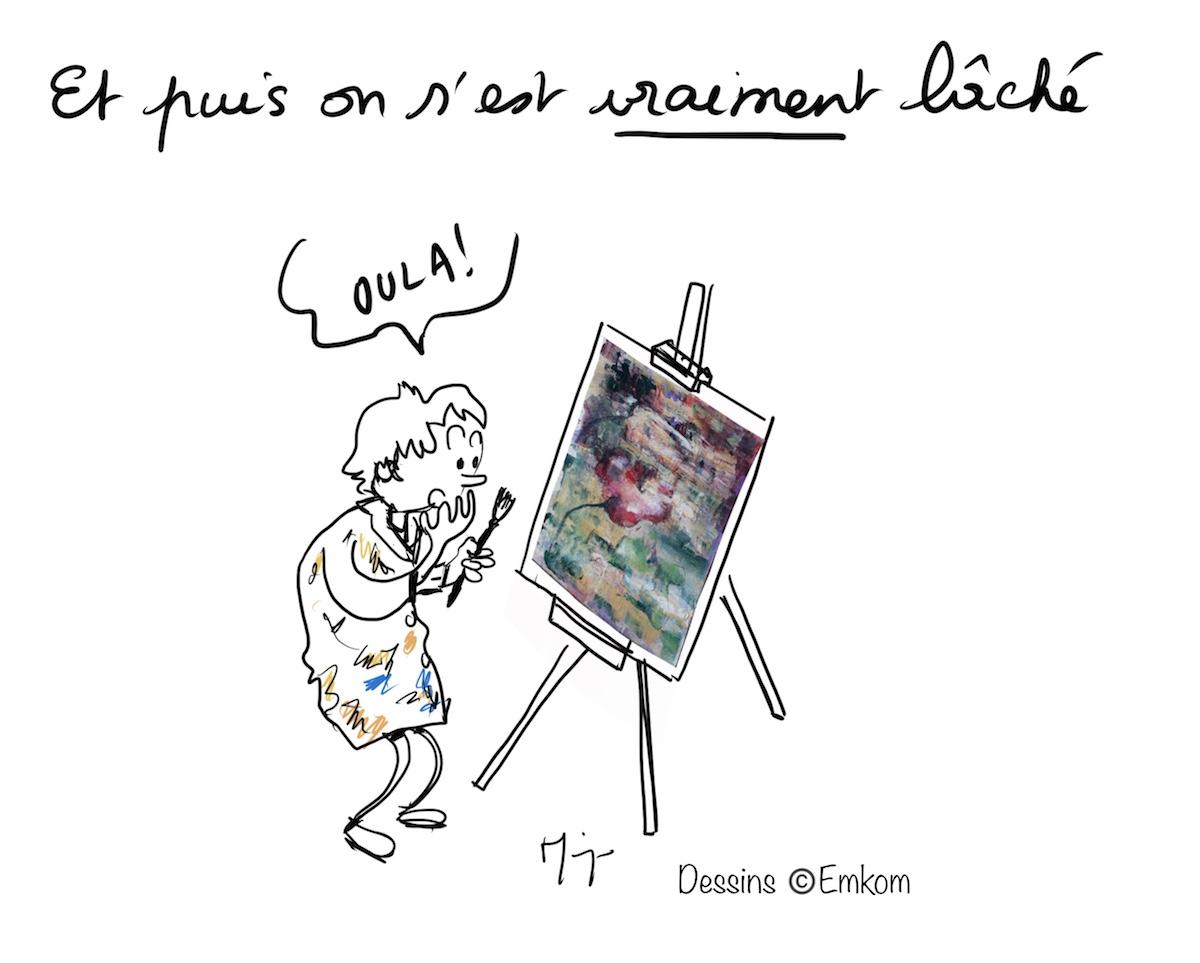Dessin Emkom peintre atelier1